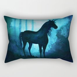Magical Unicorn Rectangular Pillow