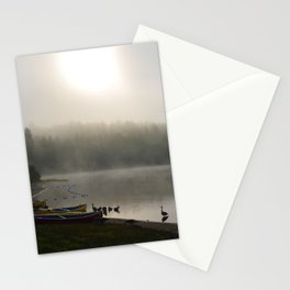 Misted Morning Stationery Cards