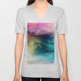 Rainbow Dreams Unisex V-Neck