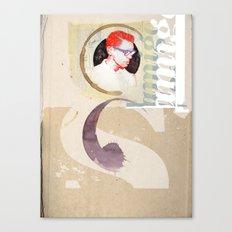Moleskine#061916 Canvas Print