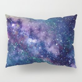 Milky Way Pillow Sham