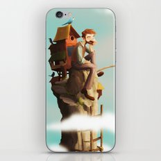 Bird Keeper iPhone & iPod Skin