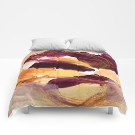 abstract painting XI Comforters