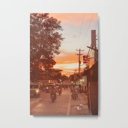 Coron Metal Print