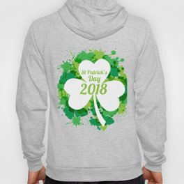 Tee For Patrick's Day. Gift For Parents. Hoody