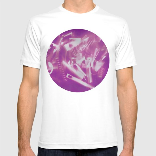 Mechanical Christmas T-shirt