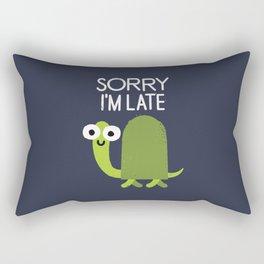 Tardy Animal Rectangular Pillow