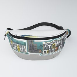 City Streets Fanny Pack