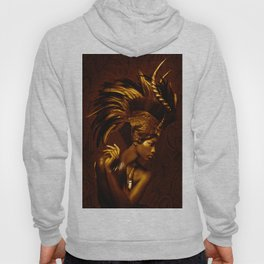Afrofuturism fashion Hoody