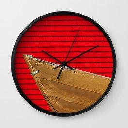 Storie Wall Clock