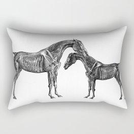 Horsy Horsy Rectangular Pillow
