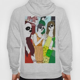 Formal Ladies Hoody