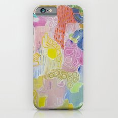 Abstract 55 Slim Case iPhone 6s