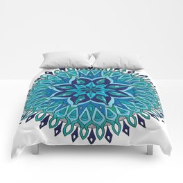 Mandala of Intuition Comforters