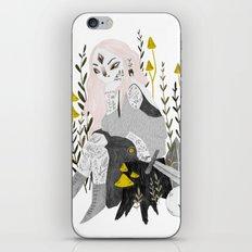 Wood Witch iPhone & iPod Skin