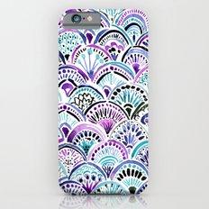 Mermaid Medallion Slim Case iPhone 6s