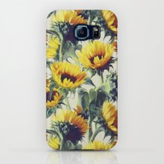 Sunflowers Forever Slim Case Galaxy S8