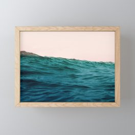 Float Framed Mini Art Print