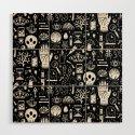 Curiosities: Bone Black by camillechew
