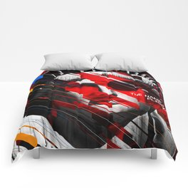 Visions of the Future :: Escape From New York Comforters