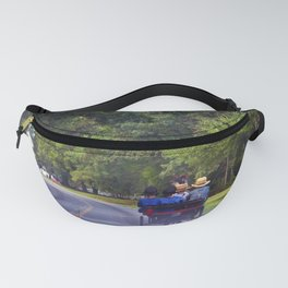 Slow Traffic Fanny Pack