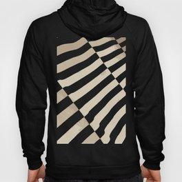 Parallel Zebra. Fashion Textures Hoody