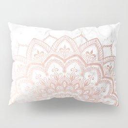 Pleasure Rose Gold Pillow Sham