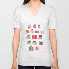 Places to rent Unisex V-Neck