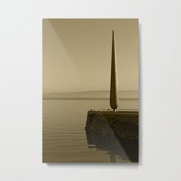 Fid Monument Donegal Tint Metal Print