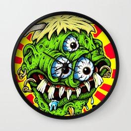 Jungle Mutant Wall Clock