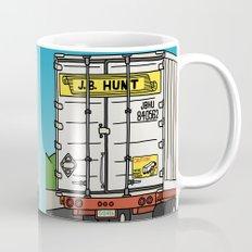 J.B. Hunt Mug