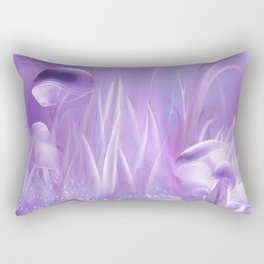 The Cradle of Light Rectangular Pillow