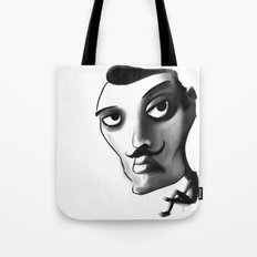 Imposter with a fake M... Tote Bag