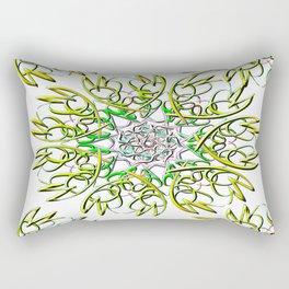 DIAMOND SUTRA Rectangular Pillow