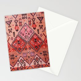 Epic Rustic & Farmhouse Style Original Moroccan Artwork  Stationery Cards