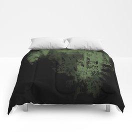Ever Green Comforters