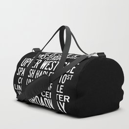 NYC Salsa Duffle Bag