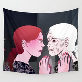 Ageing Wall Tapestry
