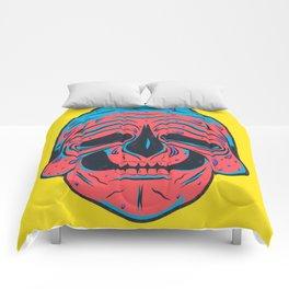 SLOPPY SKULL Comforters