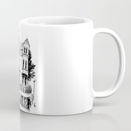 Fantasy of Saint Denis and Roy Coffee Mug
