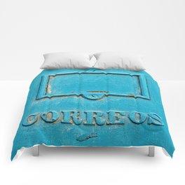 Old Havana Mailbox Comforters