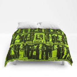 Egyptian serigraphy Comforters