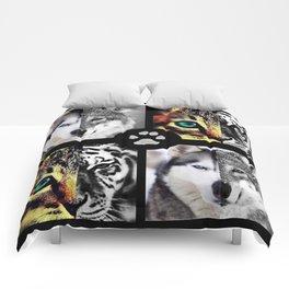 Ancestors Quilt - Pet Version Comforters