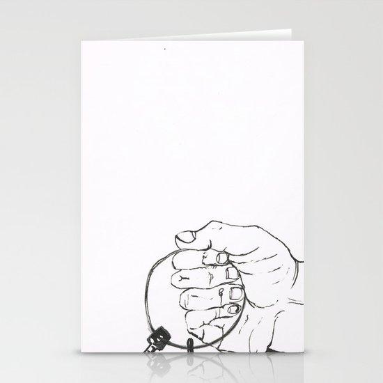 Frejas keys Stationery Cards