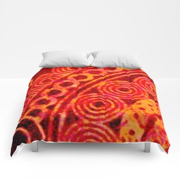 Rounded Corner Comforters