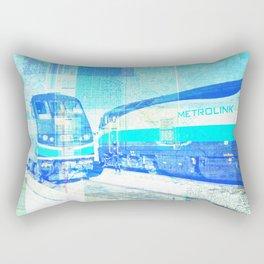 L.A. Destinations Rectangular Pillow