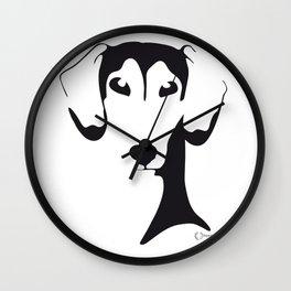 Saluk Smooth Wall Clock