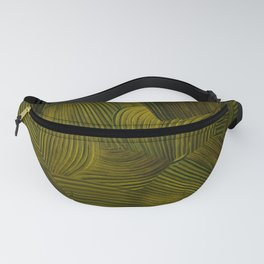 Tropical Plants Fanny Pack