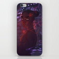 Apparitions iPhone & iPod Skin