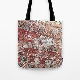 Tethered Tote Bag